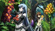 Esdeath and Tatsumi explore (4)
