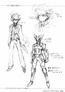 Databook - Tatsumi Character Design