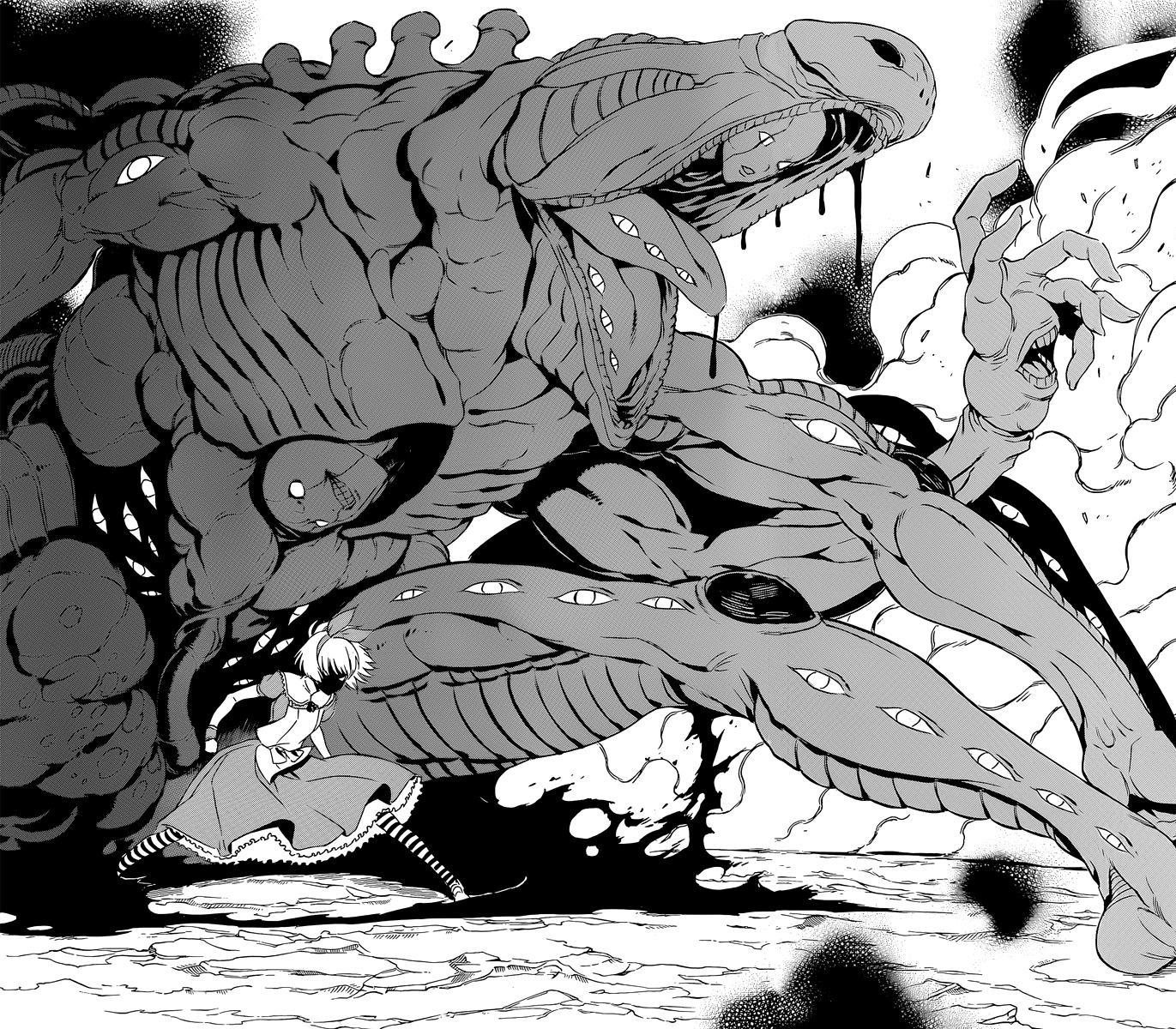 Bestia Peligrosa del Abismo
