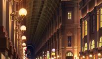 Calle principal de la capital