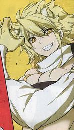 Leone manga color