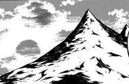 Montaña Shiranami