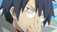 Tsuyoshi Estudia a un Enemigo