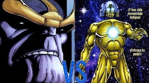 THANOS HOTU vs MULTIVERSO MARVEL!!