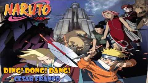 Ding! Dong! Dang! (Naruto The Movie 2 ending) cover latino by Cesar Franco-0