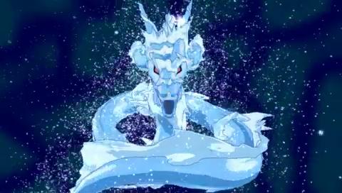 Elemento Agua: Dragón Acuático