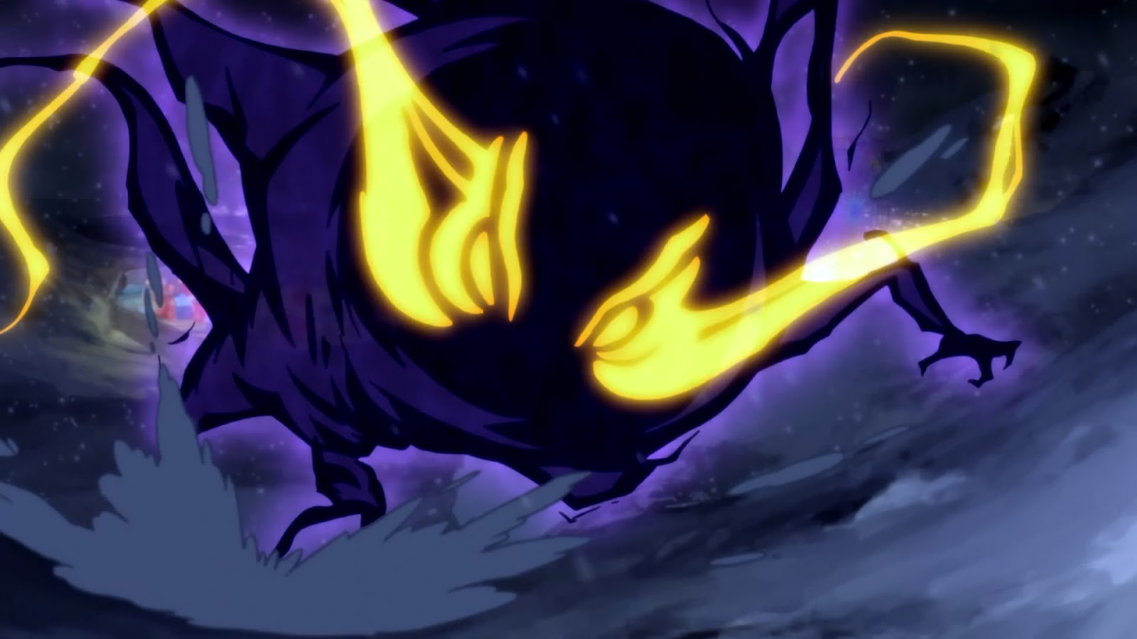 Creación de Bestias Oscuras
