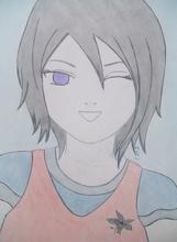 Kurohana en su infancia