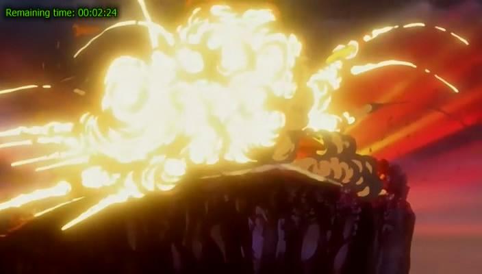 Elemento Fuego: Explosión de Fuego