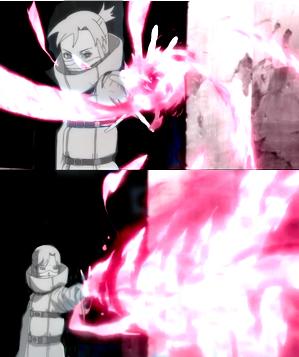 Elemento Fuego: Explosion del Infierno