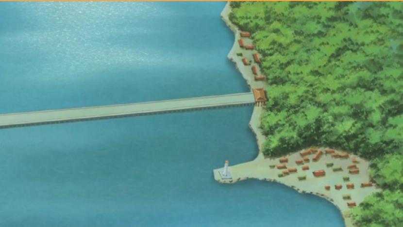 Gran Puente Naruto