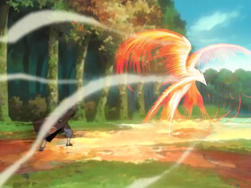 Elemento Fuego: El Fénix