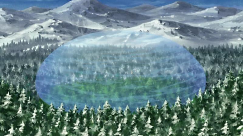 Elemento Agua: Gran Explosión de Agua Colisión de Olas