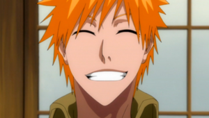 Ichigo smile by orenjiai-d3ikmnn.png