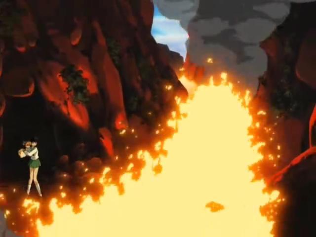 Elemento Fuego: Mar de Llamas