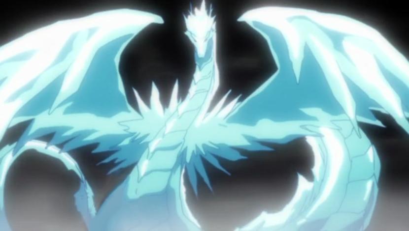 Elemento Hielo: Lazos de Dragón