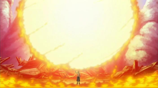 Elemento Fuego: Extinción Solar