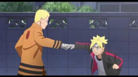 Boruto OST Departure to the Front Lines
