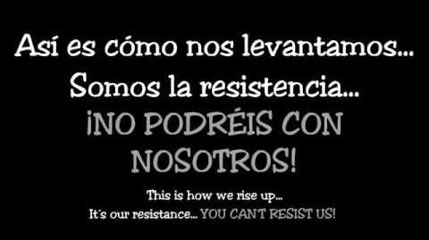 The Resistance - Skillet - Español