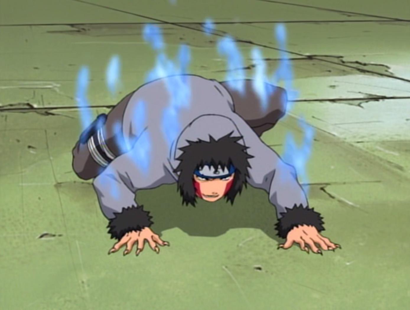 Arte Ninja imitación de Bestia: Jutsu en Cuatro Patas