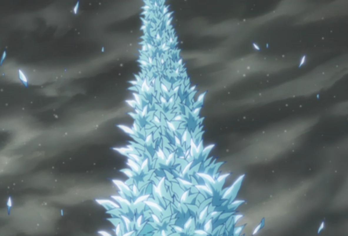 Elemento Hielo: Gran Torre de las Flores
