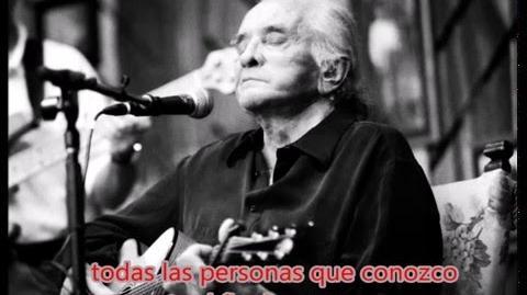 Johnny Cash - Hurt (Subtitulos adaptados al Español)