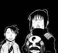 Inoue avergonzada