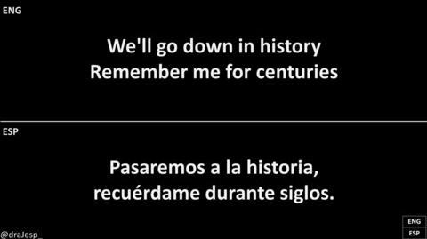 Centuries Fall Out Boy Lyrics Letra Español English Sub