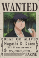 Wanted kaien