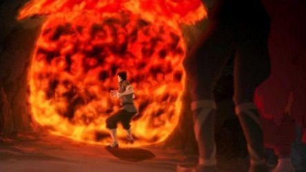 Elemento Lava: Capa Ígnea