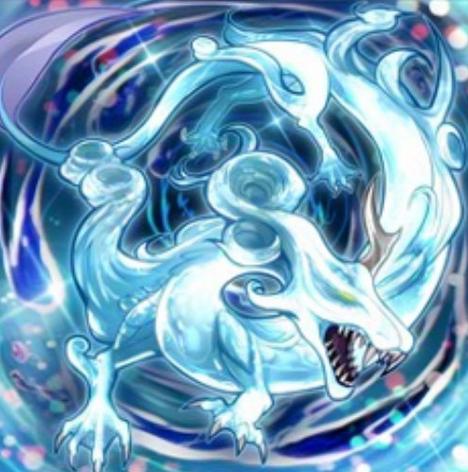 Elemento Agua: Tornado del Dragón de Agua