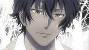 Ryu sonriendo