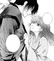 Yona asks Hak to give himself to her