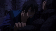 Hak digs to find the group
