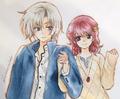 Kija and Yona Sketch