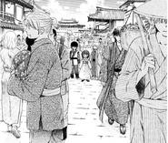 Hak Yona and Soo-Won in Kuuto