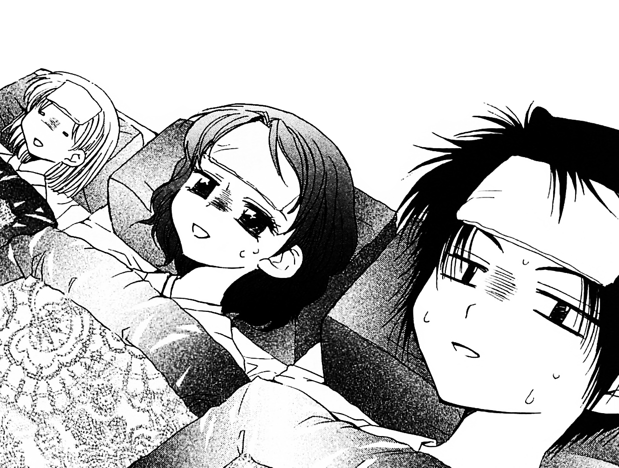 Yona, Hak and Soo-Won all become ill.png