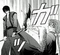 Hak attacks Jae-Ha for teasing him