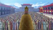 Soo-Won crowned as Emperor