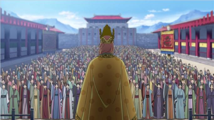 Soo-Won crowned as Emperor.png