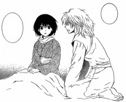 Zeno le dice a Kaya se case con él