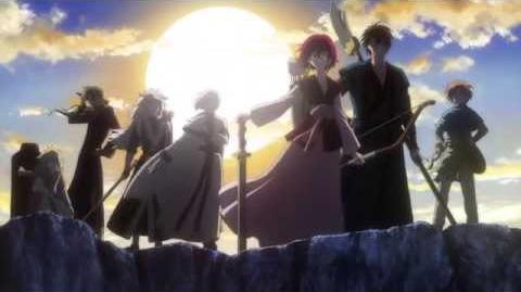 TVアニメ『暁のヨナ』ノンテロップOP