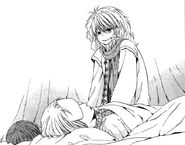 Zeno saying that he will protect them