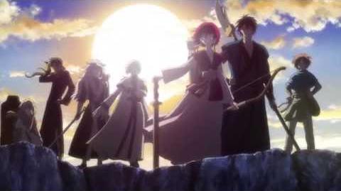 TVアニメ『暁のヨナ』第2クール_オープニングテーマ_「暁の華」
