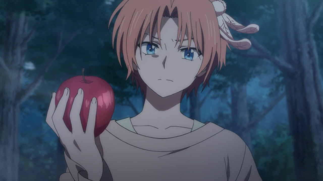 Yoon as he finds Yona and Hak on the riverside.png