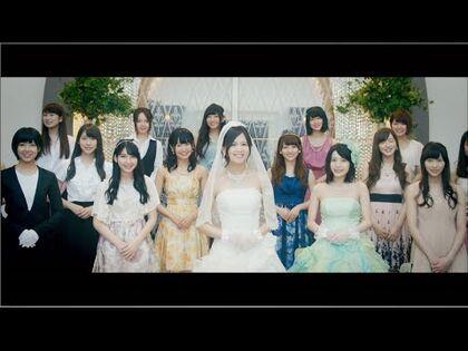 【MV】君にウエディングドレスを…_Short_ver._-_AKB48-公式-