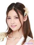 Zhao Yue SNH48 Oct 2017