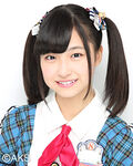 2016 AKB48 Hashimoto Haruna