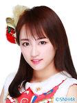 SNH48 NII HUANG TINGTING DEC 2015