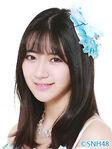 Li YuQi SNH48 Oct 2016